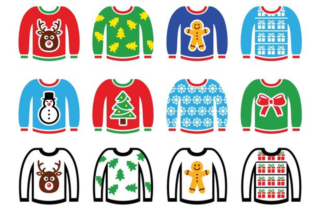 National Christmas Jumper Day 2019.Ysgol Pen Y Bryn Christmas Jumper Day 2018